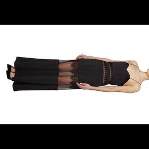 Self Portrait Silk Dress